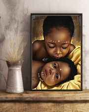 Black Love Poster - 7 11x17 Poster lifestyle-poster-3