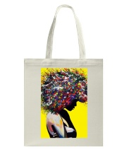 Black Love Poster - 9 Tote Bag tile