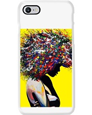 Black Love Poster - 9 Phone Case thumbnail