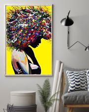 Black Love Poster - 9 11x17 Poster lifestyle-poster-1