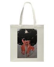 Black Love Poster - 1 Tote Bag thumbnail