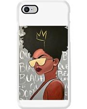 Black Love Poster - 3 Phone Case thumbnail