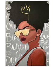 Black Love Poster - 3 11x17 Poster front