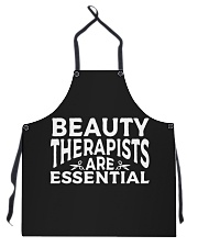 Beauty Therapist Apron front