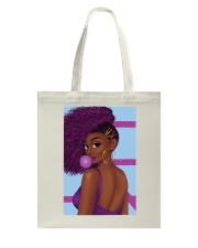 Black Love Poster - 4 Tote Bag thumbnail