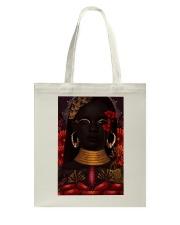 Black Love Poster - 8 Tote Bag thumbnail