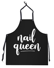 nail queen Apron front