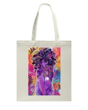 Black Love Poster - 6 Tote Bag thumbnail