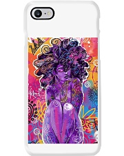 Black Love Poster - 6 Phone Case thumbnail