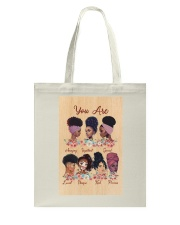 You Are Amazing - BWM Tote Bag thumbnail