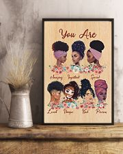 You Are Amazing - BWM 11x17 Poster lifestyle-poster-3