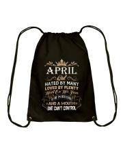 Vic Apr Girl Drawstring Bag thumbnail