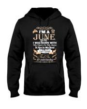 TD jun girl Hooded Sweatshirt thumbnail