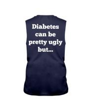 I Will Always be Prettier than Diabetes Sleeveless Tee back