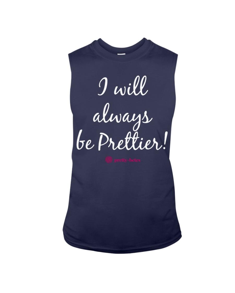 I Will Always be Prettier than Diabetes Sleeveless Tee