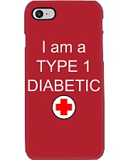 Diabetic Awareness Phone Case thumbnail
