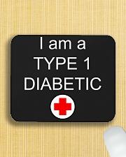 Diabetic Awareness Mousepad aos-mousepad-front-lifestyle-6