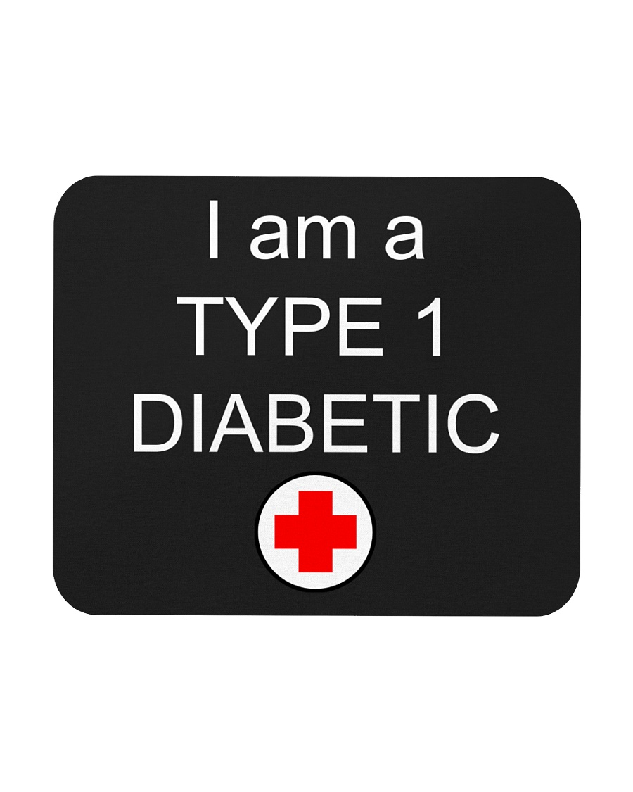 Diabetic Awareness Mousepad