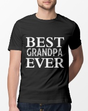 Best GRANPA ever Classic T-Shirt lifestyle-mens-crewneck-front-13