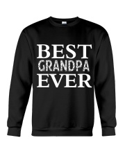 Best GRANPA ever Crewneck Sweatshirt thumbnail