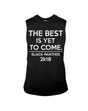 The Best Is Yet To Come Sleeveless Tee thumbnail