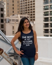 The Best Is Yet To Come Ladies Flowy Tank lifestyle-bellaflowy-tank-front-3