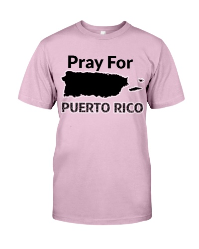 PRAY FOR PUERTO RICO
