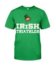 Irish Triathlon Classic T-Shirt front