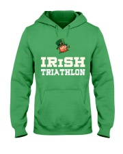 Irish Triathlon Hooded Sweatshirt thumbnail