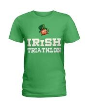 Irish Triathlon Ladies T-Shirt thumbnail