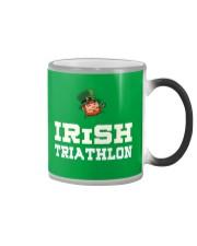 Irish Triathlon Color Changing Mug thumbnail