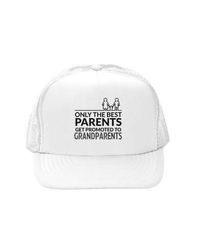 Best parents promoted to grandparents