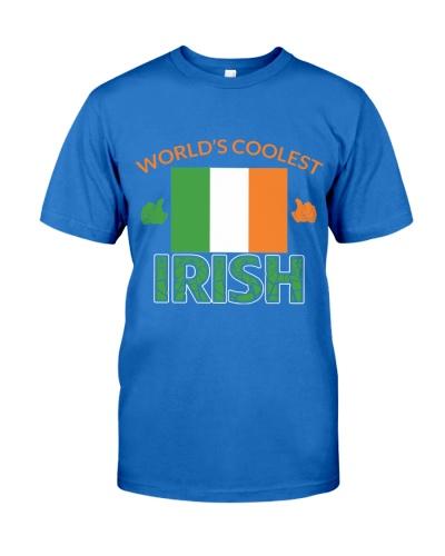 World coolest Irish