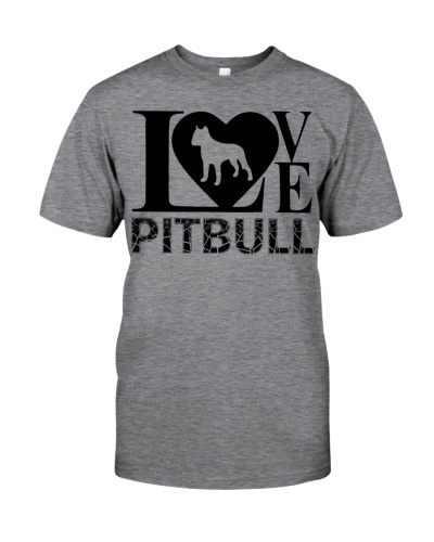 Love Pitbull