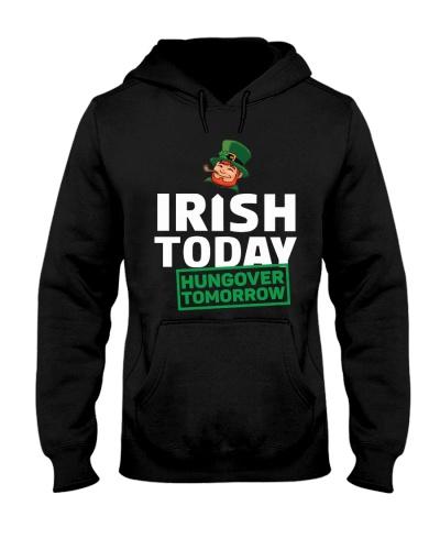IRISH TODAY HUNGOVER TOMORROW
