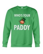 Who's Your Paddy Crewneck Sweatshirt thumbnail