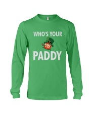Who's Your Paddy Long Sleeve Tee thumbnail