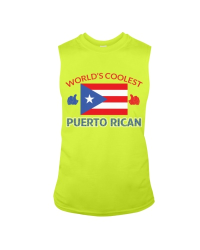 World coolest Puerto rican