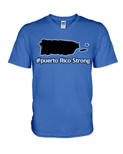 PUERTO RICO STRONG