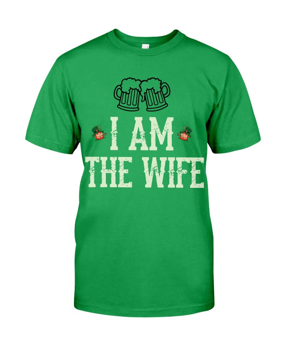 I Am The Wife Classic T-Shirt showcase