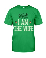 I Am The Wife Classic T-Shirt thumbnail
