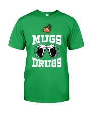 Mugs Drugs Classic T-Shirt front