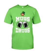 Mugs Drugs Classic T-Shirt thumbnail