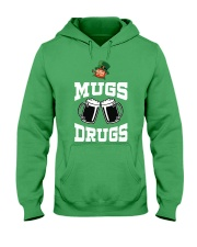 Mugs Drugs Hooded Sweatshirt thumbnail