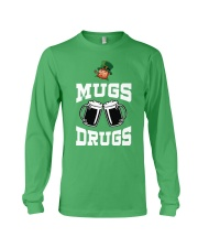 Mugs Drugs Long Sleeve Tee thumbnail