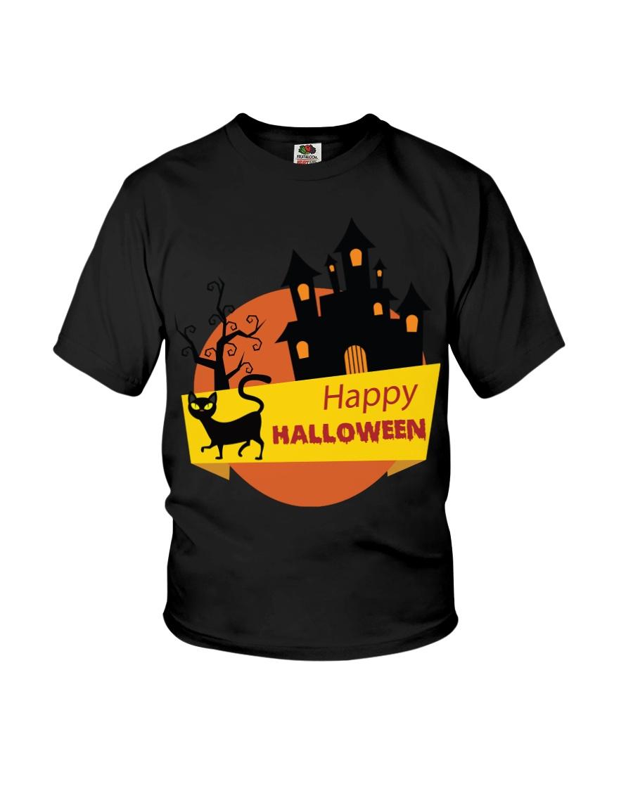 KIDS HALLOWEEN T-SHIRT Youth T-Shirt
