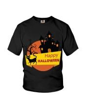 KIDS HALLOWEEN T-SHIRT Youth T-Shirt front