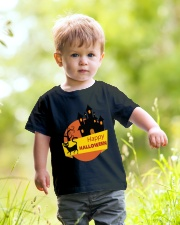 KIDS HALLOWEEN T-SHIRT Youth T-Shirt lifestyle-youth-tshirt-front-5