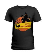 KIDS HALLOWEEN T-SHIRT Ladies T-Shirt thumbnail