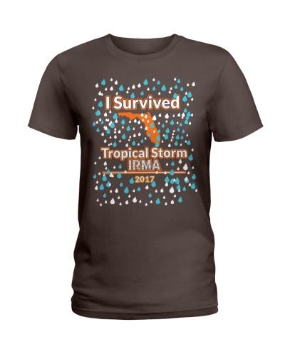 I SURVIVED TROPICAL STORM IRMA 2017